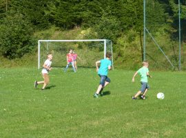 Kindergeburtstag - Fussball